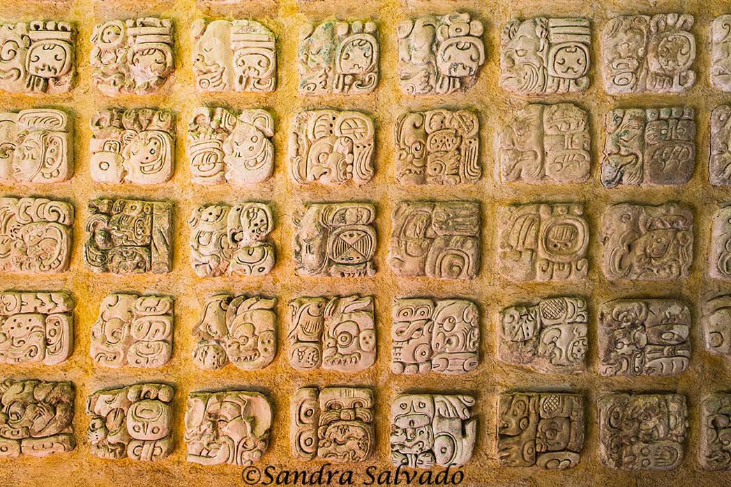 Escritura maya, un gran legado