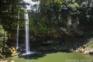 Cascada Misol-Há, Chiapas