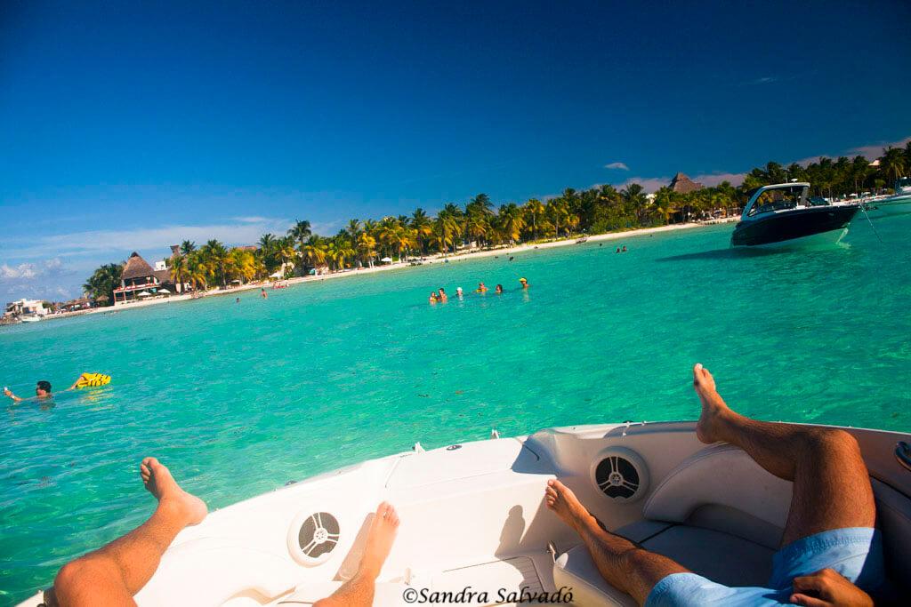 Isla Mujeres, antiguo refugio de mochileros