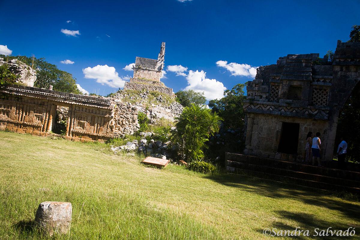 Zona arqueologica Labna, Ruta Puuc, Yucatan
