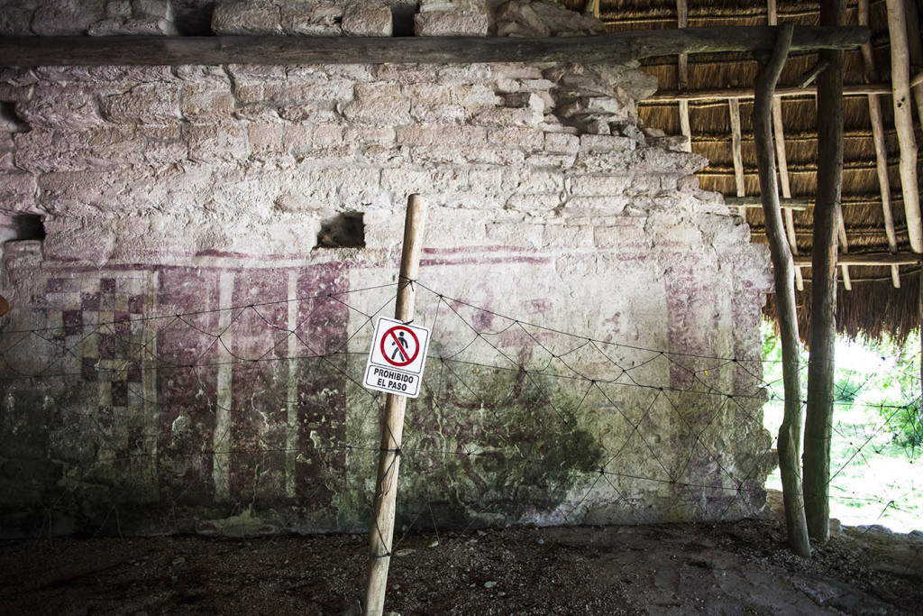 zona arqueologica Xelhá