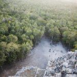 Excursión en coche a Cobá, cenotes y Punta Laguna