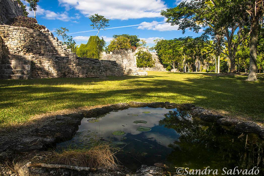 Zona arqueologica Kohunlich, Quintana Roo