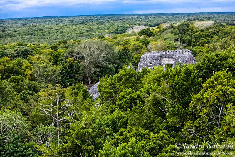 Antiguas ciudades mayas de estilo Río Bec