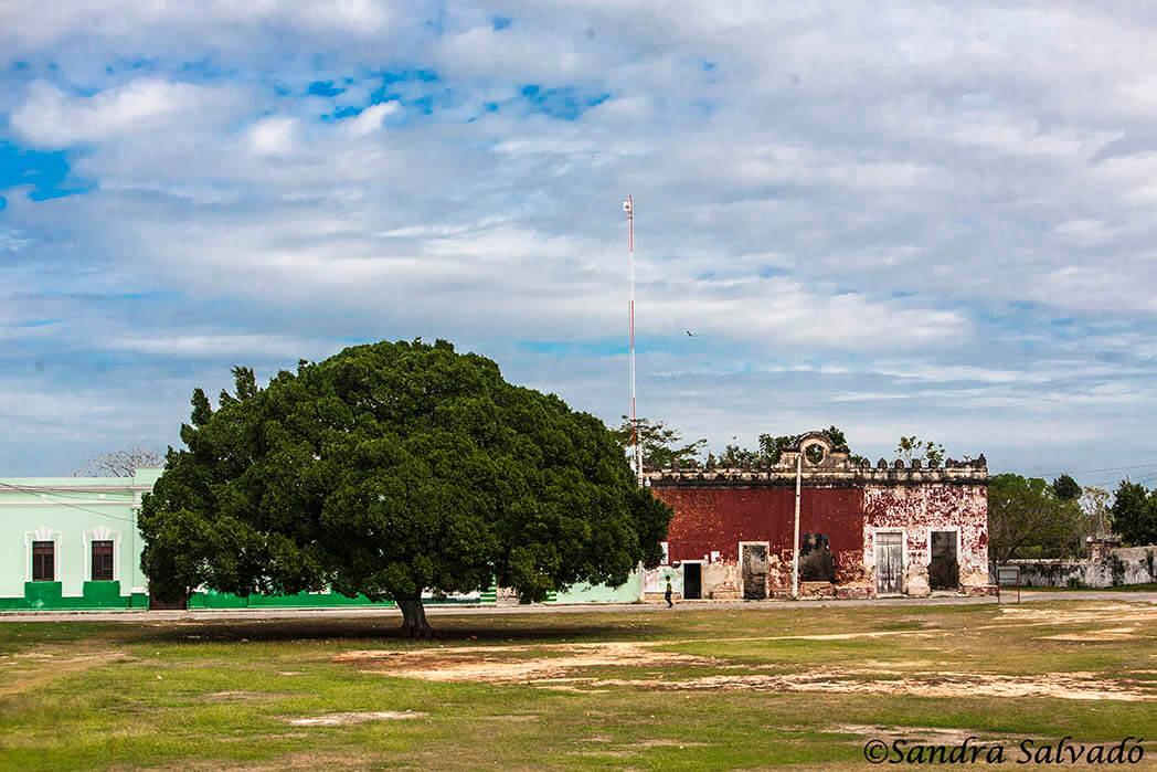 Hacienda Yaxcopoil, Yucatan