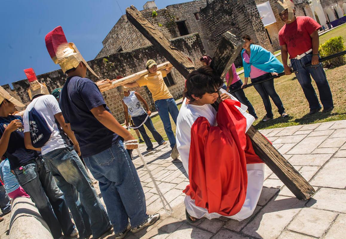 Semana Santa en la Península de Yucatán