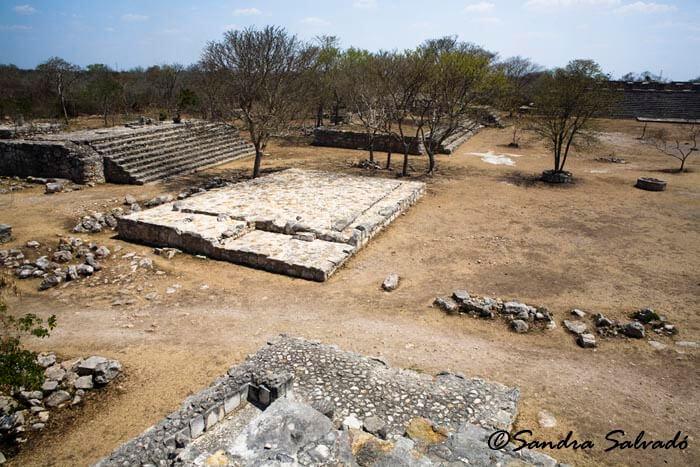 Zona Arqueológica Dzibilchaltún