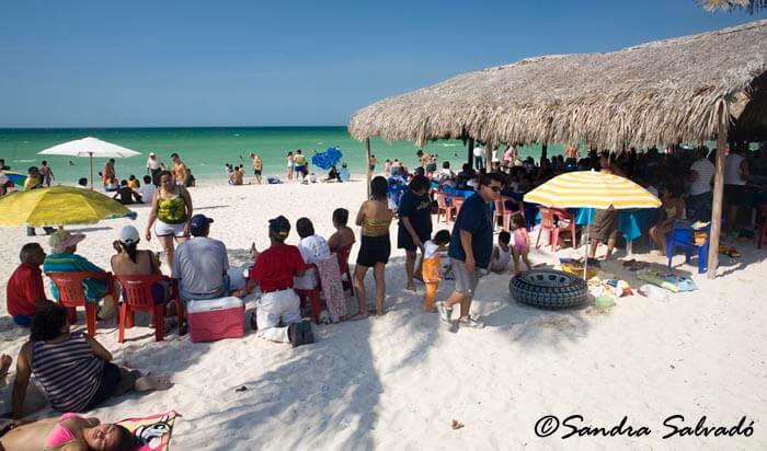 Progreso, Yucatan, Mexico.