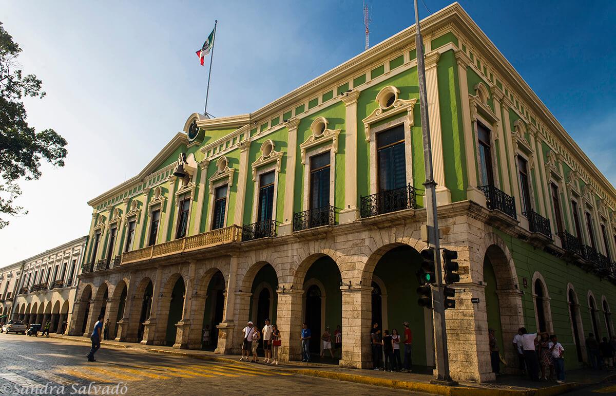 Palacio de Gobierno de Mérida