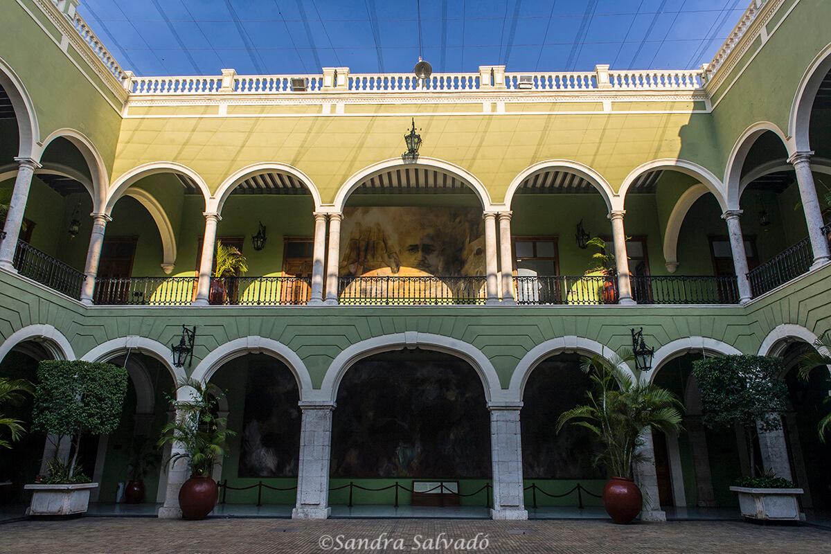 Palacio de Gobierno, Mérida, Yucatán