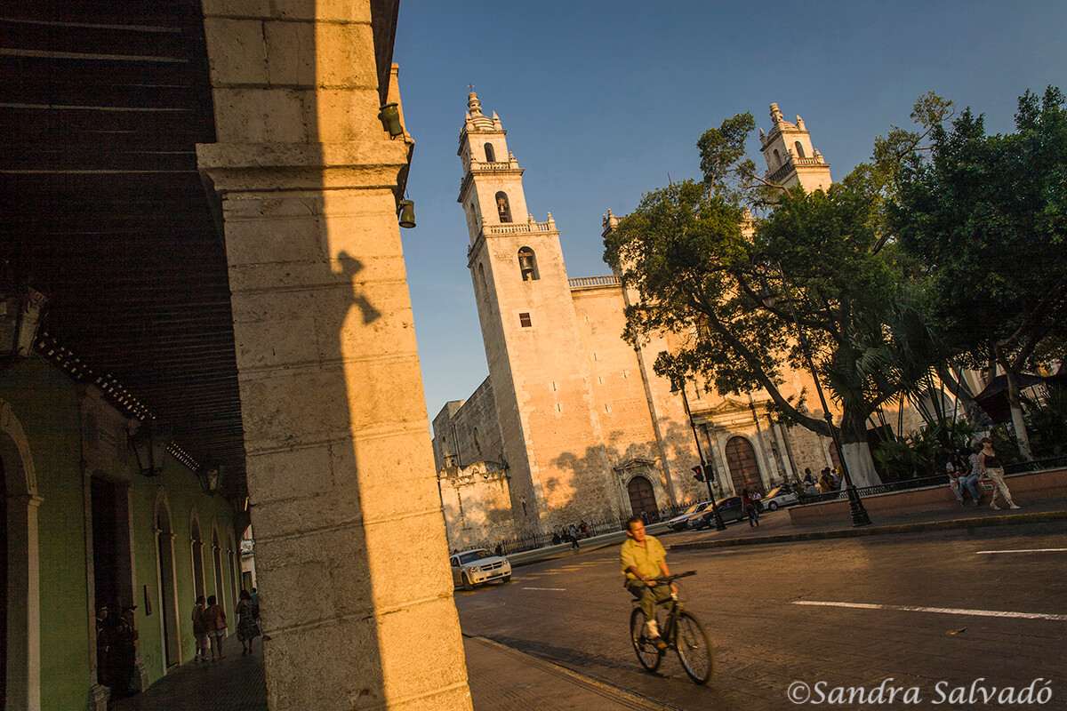 Catedral de San Ildefonso. Mérida, Yucatán