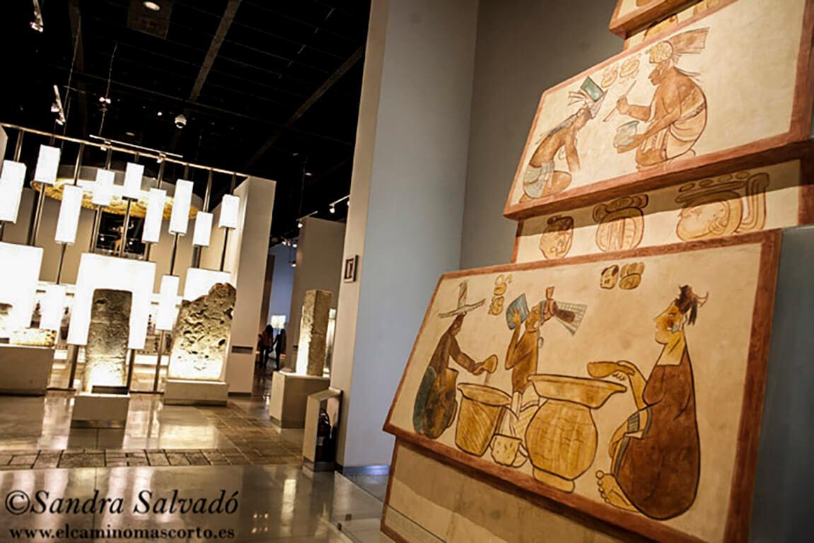 Gran Museo Mundo Maya, Mérida, Yucatán, México.
