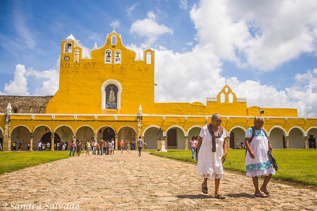 Convento de San Antonio de Padua, Izamal, Yucatán