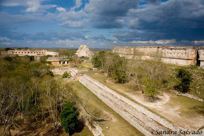 Uxmal, la joya arqueológica del puuc