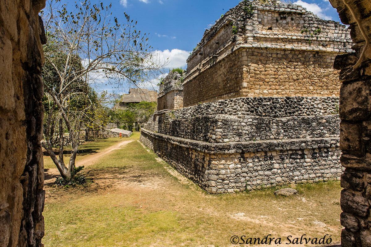 Zona arqueológica Ek Balam, Yucatán