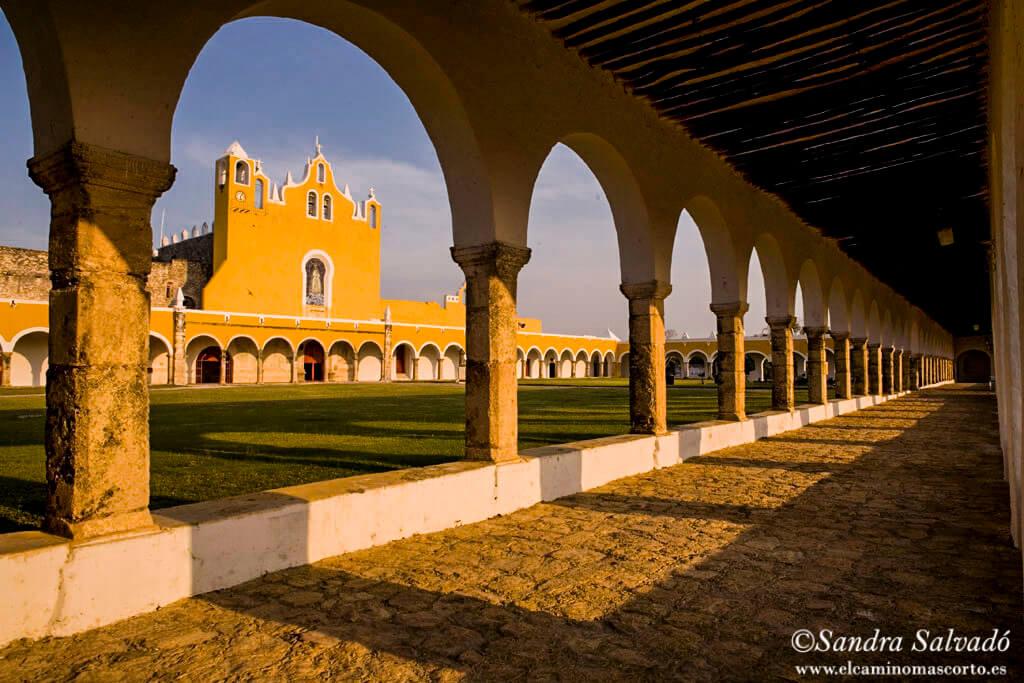 Covento de San Antonio de Padua s.XVI, Izamal