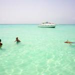 Playa Norte, el paraíso cristalino en Isla Mujeres