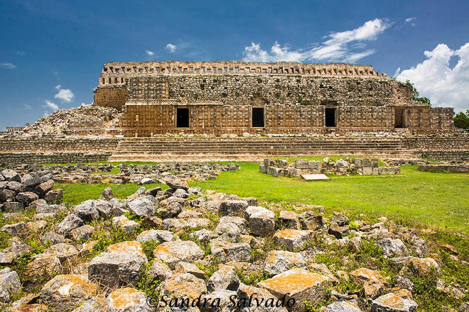 Zona arqueológica Kabah, Yucatán