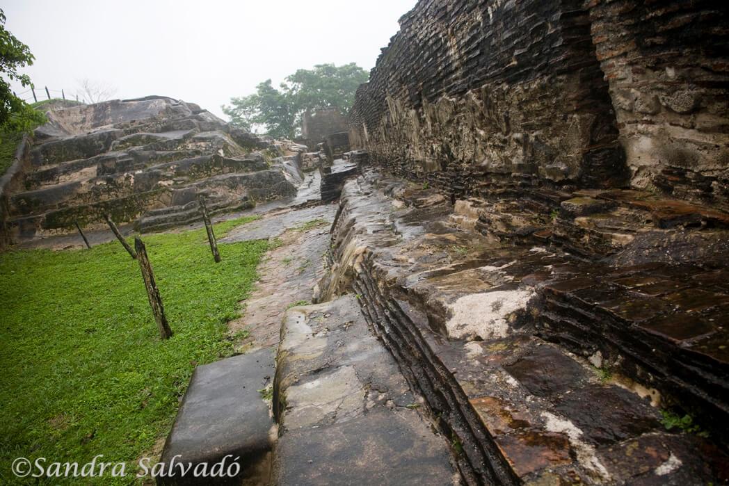 Comalcalco Precolumbian Maya Archaeological Site, Tabasco, Mexico