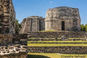 Zona arqueologica Mayapán, Yucatan