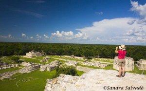Zona arqueológica Mayapán, Yucatán