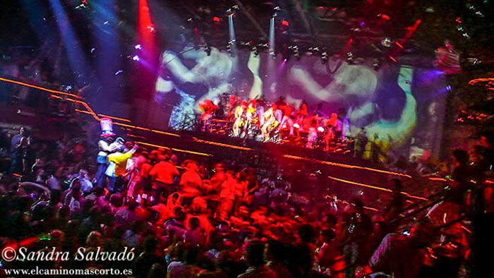 Coco Bongo, meca del espectáculo en Riviera Maya