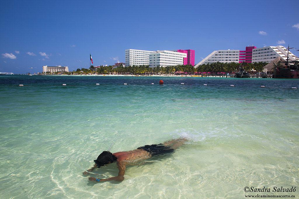 Playa Linda, zona hotelera cancun