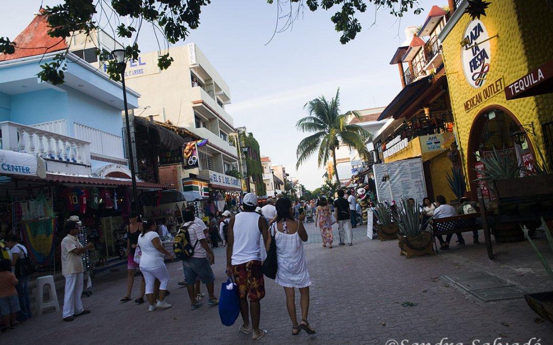 Playa del Carmen, algo más que la 5ta Avenida