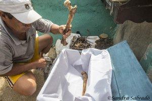 Cementario de Pomuch, Yucatán