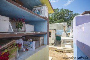 Cementario de Pomuch, Campeche