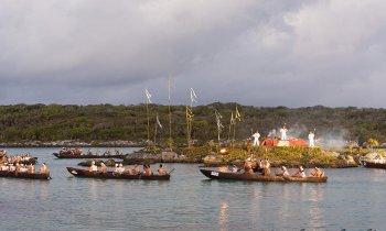 Travesía Sagrada Maya, espectáculo en Riviera Maya