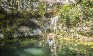 Cenote Zapote, Quintana Roo