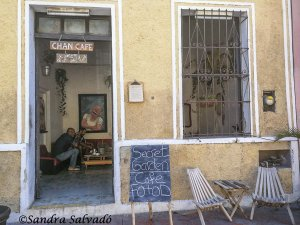 Restaurante Chan Cafe