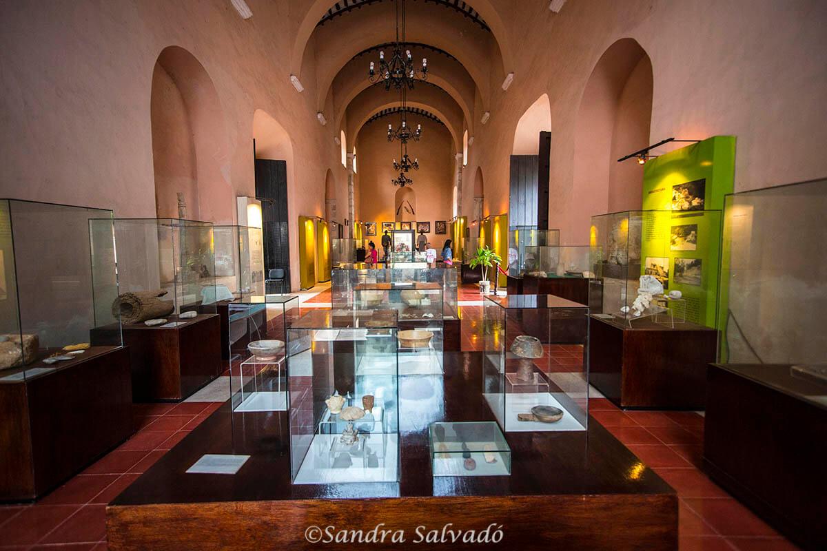 Museo San Roque, Valladolid, Yucatán.