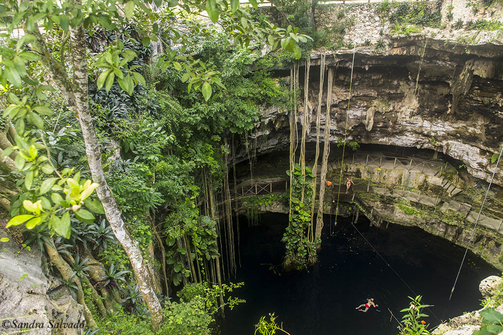 Hacienda San Lorenzo and Oxman Cenote