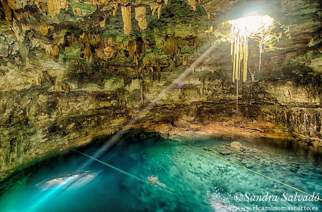 Cenote Samula, Dzitnup, Valladolid