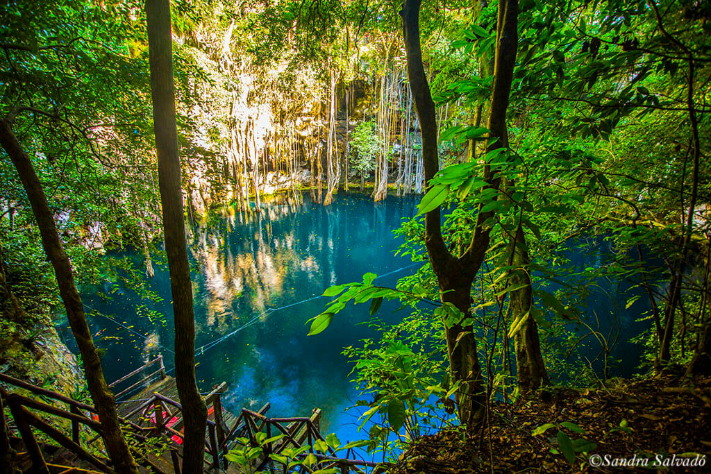 Sleep in cenotes, a secret of luxury 7