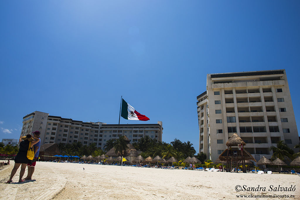 Playa Langosta cancun