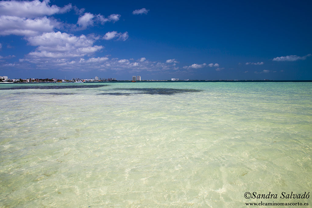 Playa Langosta en cancun