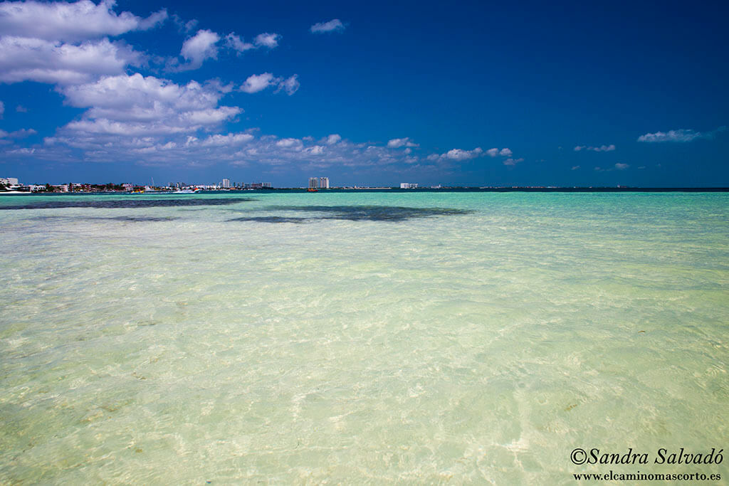 Beaches in Cancun, what do I go to and how do I get there?