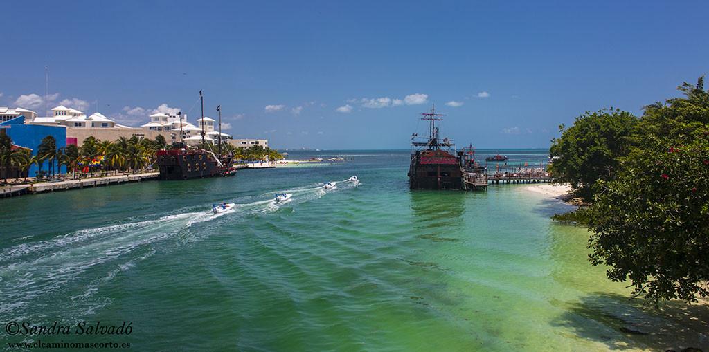 Cancun. Zona Hotelera.