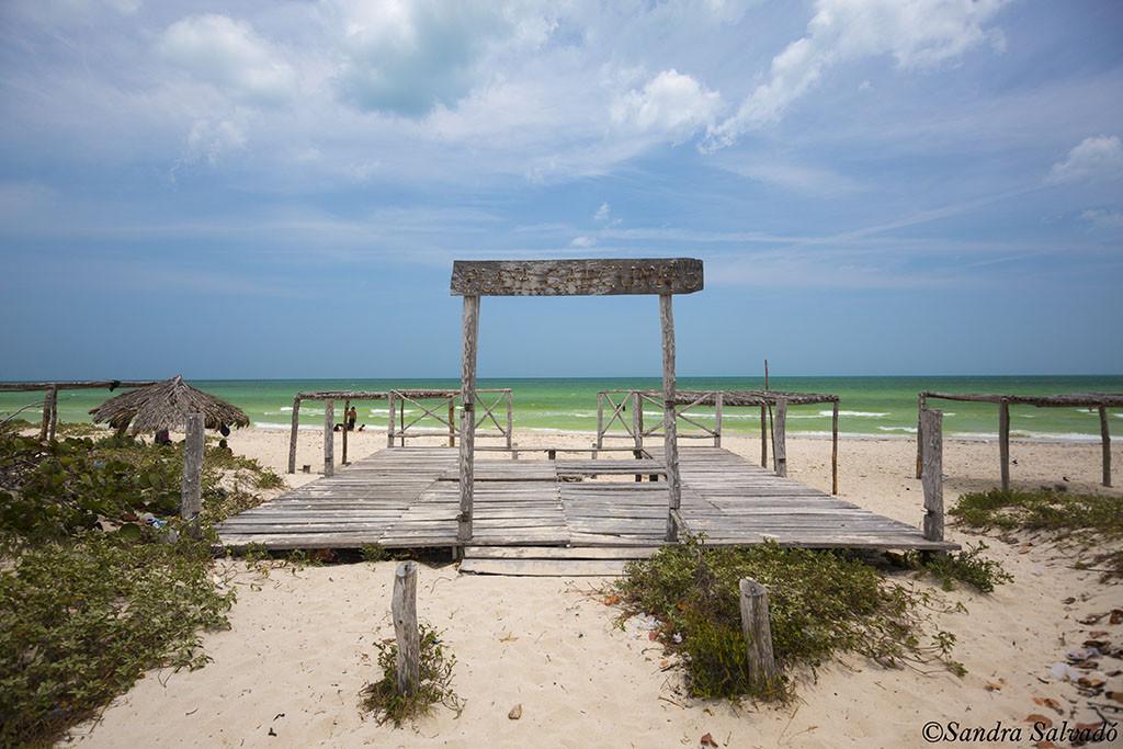 Playa cancunito, Reserva Biosfera Ria lagartos