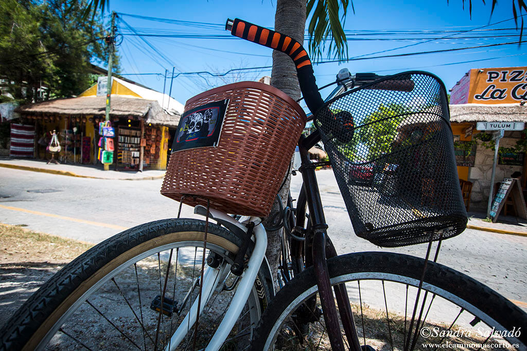 What to do in Tulum by bicycle?
