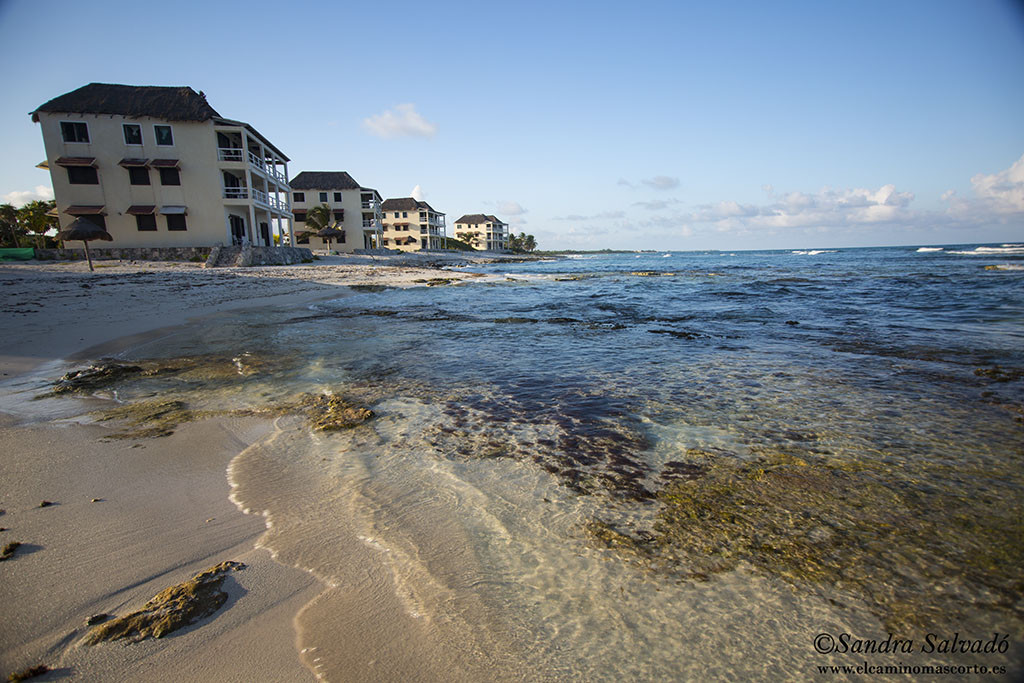 Caleta Tankah, Quintana Roo