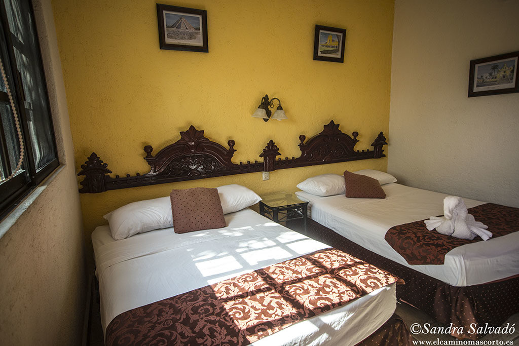 hotel san Miguel Arcangel, Izamal