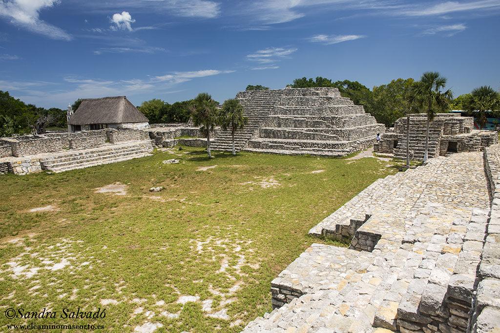 ruinas Xcambo