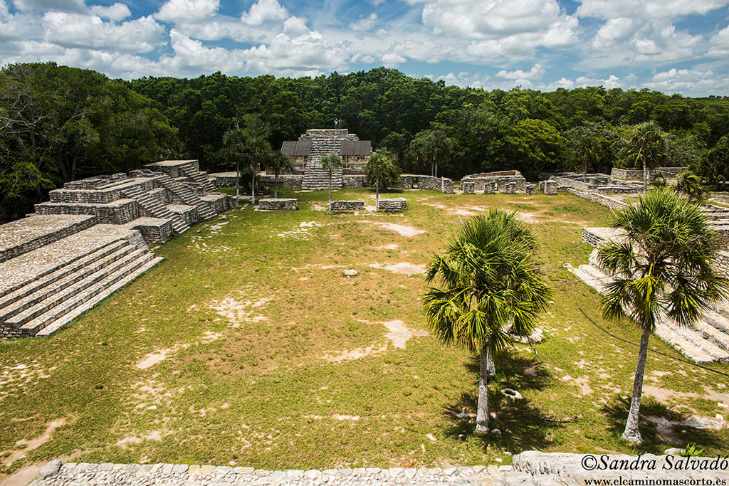 Discover XCambó, Mayan city of Salinas on the Yucatecan coast