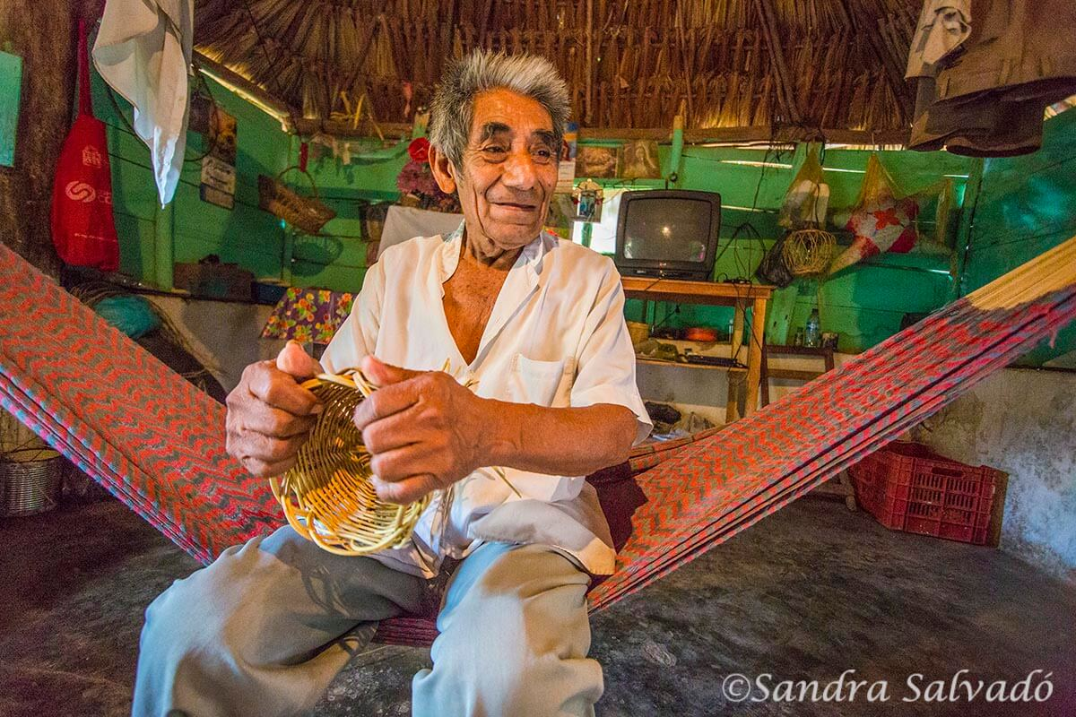 Polyuc, artesanos mayas, Quintana Roo