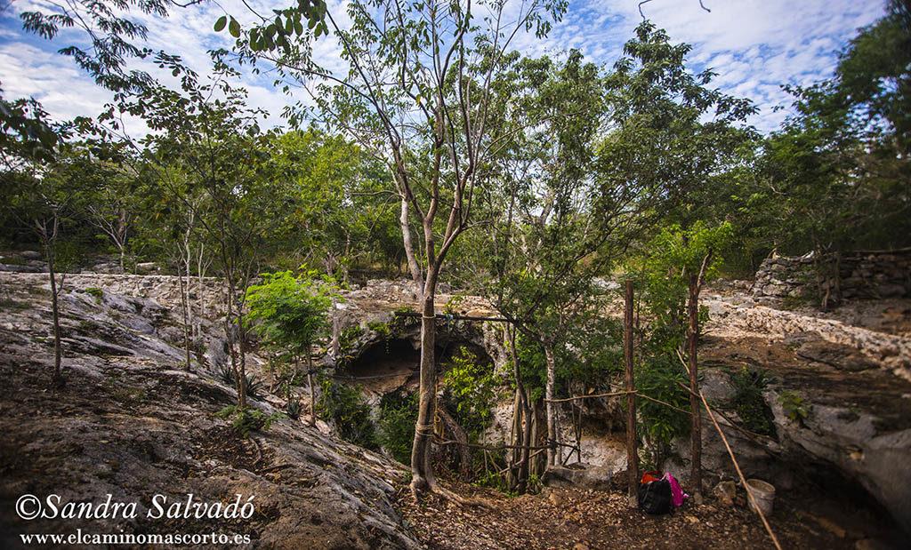 Cenote Tres Oches, natural charm 1