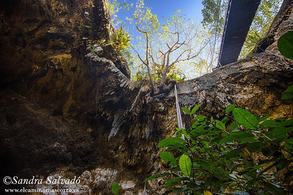 Cenote Yaxbacaltun, tesoro de Homún 2